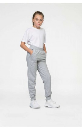 AWJH74J KIDS TAPERED TRACK PANTS
