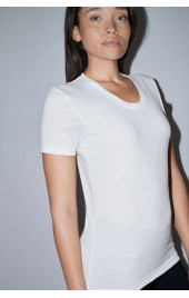 AAPL301 WOMEN'S SUBLIMATION SHORT SLEEVE T-SHIRT