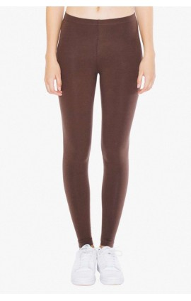 AA8328 WOMEN'S COTTON SPANDEX JERSEY LEGGING
