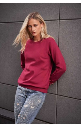 ANL71000 WOMEN'S CREWNECK FLEECE
