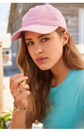 CC103 DIRECT DYED BASEBALL CAP