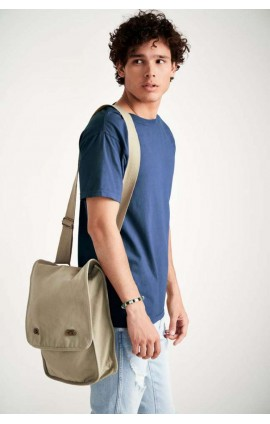 CC343 CANVAS FIELD BAG