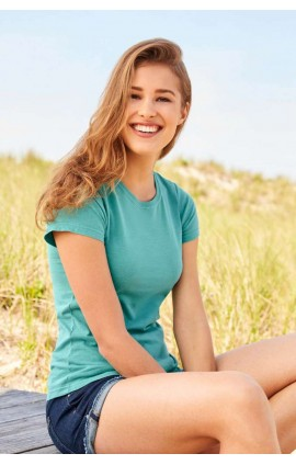 CC4200 LADIES' LIGHTWEIGHT FITTED TEE