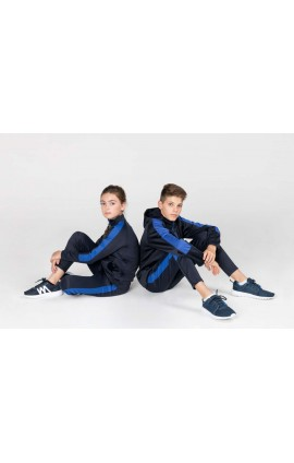 FHLV883 KID'S KNITTED TRACKSUIT PANTS