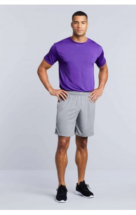 GI44S30 PERFORMANCE® ADULT SHORTS WITH POCKETS