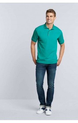 GI8800 DRYBLEND® ADULT JERSEY POLO SHIRT