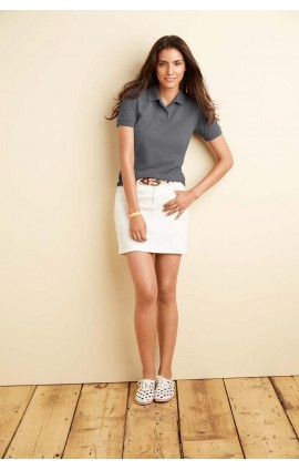 GIL94800 DRYBLEND® LADIES' PIQUÉ POLO