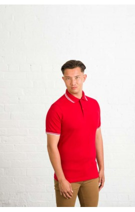 JP003 STRETCH TIPPED POLO
