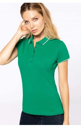 KA251 LADIES' SHORT-SLEEVED POLO SHIRT