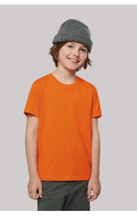 KA3027 KIDS' BIO150 CREW NECK T-SHIRT