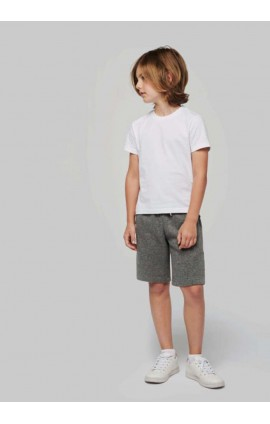KA368 KIDS' CREW NECK SHORT SLEEVE T-SHIRT