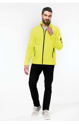 KA401 SOFTSHELL JACKET