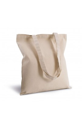 KI0250 COTTON CANVAS SHOPPING BAG