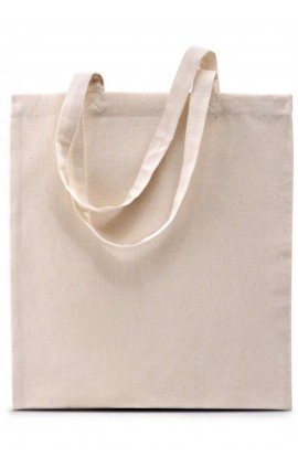KI0288 ORGANIC COTTON SHOPPING BAG