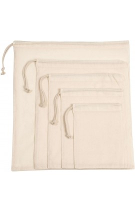 KI0729 SLIDING DRAWSTRING IN ORGANIC COTTON