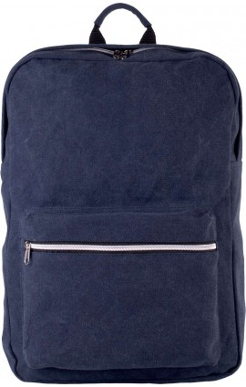 KI0161 COTTON CANVAS BACKPACK