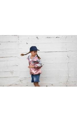 KP041 FIRST KIDS - KIDS' 5 PANEL CAP