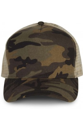 KP137 TRUCKER CAP - 5 PANELS