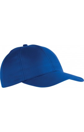 KP157 POLYESTER CAP - 5 PANELS