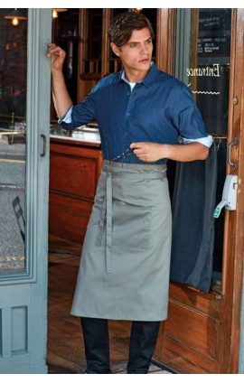 PR158 'COLOURS COLLECTION' BAR APRON WITH POCKET