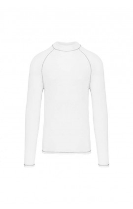 PA4017 MEN'S TECHNICAL LONG-SLEEVED T-SHIRT WITH UV PROTECTION