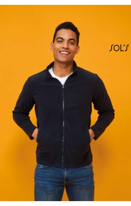 SO02093 SOL'S NORMAN MEN - PLAIN FLEECE JACKET