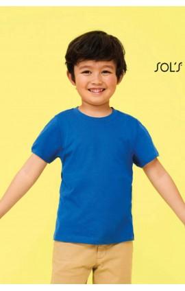 SO11970 SOL'S REGENT KIDS - ROUND NECK T-SHIRT