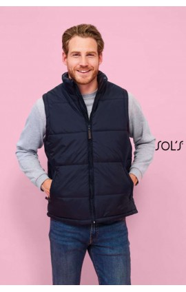 SO44002 SOL'S WARM - QUILTED BODYWARMER