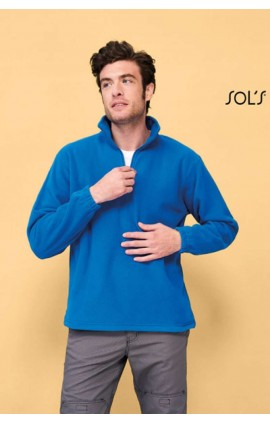 SO56000 NESS - FLEECE 1/4 ZIP SWEATSHIRT