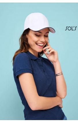 SO88100 SOL'S BUFFALO - SIX PANEL CAP