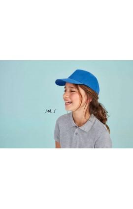 SO88111 SOL'S SUNNY KIDS - FIVE PANELS CAP