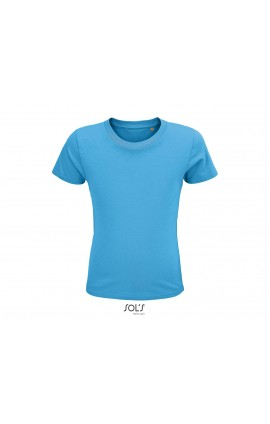 SO03580 SOL'S CRUSADER KIDS - ROUND-NECK FITTED JERSEY T-SHIRT
