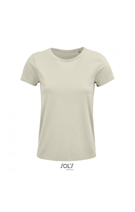 SO03581 SOL'S CRUSADER WOMEN - ROUND-NECK FITTED JERSEY T-SHIRT