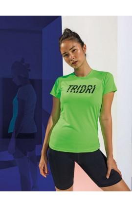 TR020 WOMEN'S PERFORMANCE T-SHIRT
