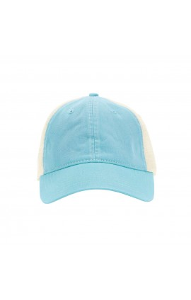 CC105 UNSTRUCTURED TRUCKER CAP