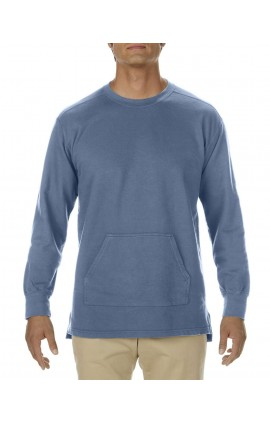 CC1536 ADULT FRENCH TERRY CREWNECK