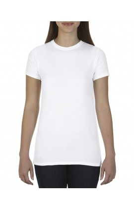 CC4200 LADIES' FITTED TEE