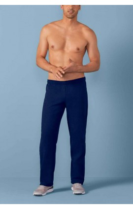 GI18400 HEAVY BLEND™ ADULT OPEN BOTTOM SWEATPANTS