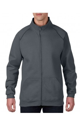 GI92900 PREMIUM COTTON® ADULT FULL ZIP JACKET