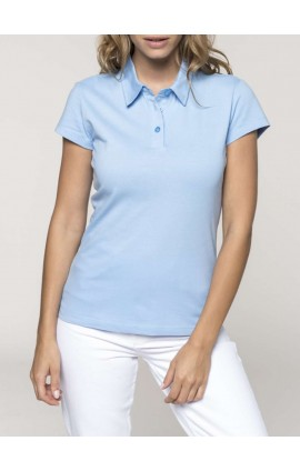 KA238 LADIES SHORT SLEEVE JERSEY POLO