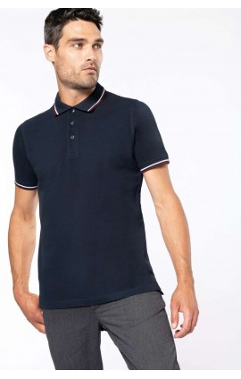KA250 MEN'S SHORT SLEEVE POLO SHIRT