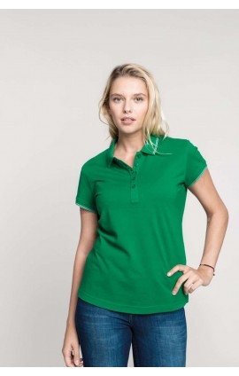 KA251 LADIES' SHORT SLEEVE POLO SHIRT