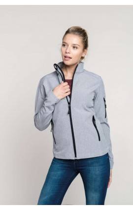 KA400 LADIES' SOFTSHELL JACKET