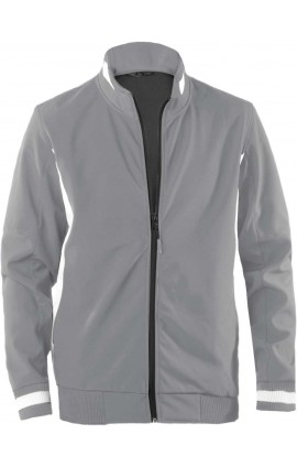 KA412 BICOLOUR SOFTSHELL JACKET