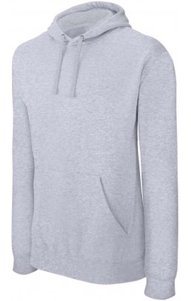 KA468 HOODED SWEATSHIRT