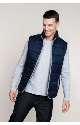 KA6116 QUILTED BODYWARMER