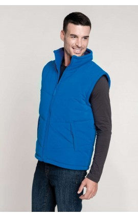 KA6118 FLEECE LINED BODYWARMER