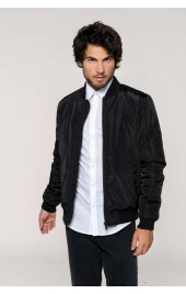 KA6122 MEN'S BOMBER JACKET