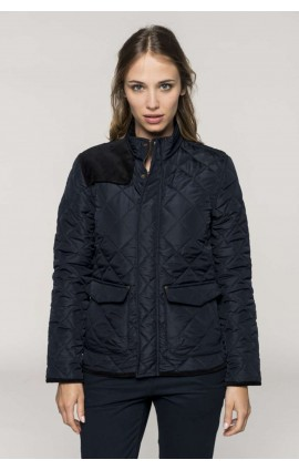 KA6127 WOMEN'S QUILTED JACKET