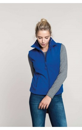 KA906 MELODIE - LADIES' MICRO FLEECE GILET